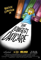 The Simpsons: The Longest Daycare movie poster (2012) picture MOV_6644c432
