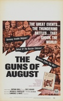 The Guns of August movie poster (1964) picture MOV_664b82d1