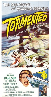 Tormented movie poster (1960) poster MOV_664ca1de