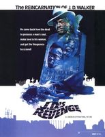 J.D.'s Revenge movie poster (1976) picture MOV_664fc185