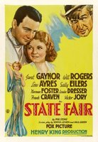 State Fair movie poster (1933) picture MOV_6653538f