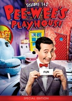 Pee-wee's Playhouse movie poster (1986) picture MOV_66546e5e