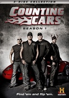 Counting Cars movie poster (2012) picture MOV_665491b3