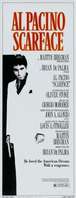 Scarface movie poster (1983) poster MOV_66560fff