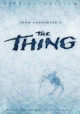 The Thing movie poster (1982) poster MOV_665642f7