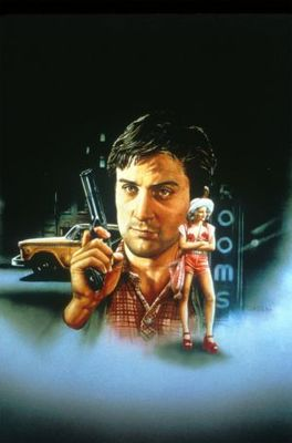 Taxi Driver movie poster (1976) poster MOV_665b8fc8