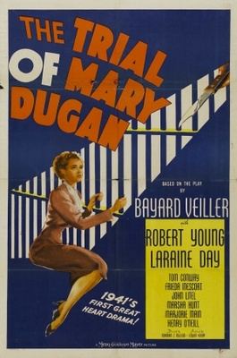 The Trial of Mary Dugan movie poster (1941) poster MOV_665e4b84