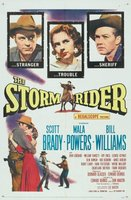 The Storm Rider movie poster (1957) picture MOV_6660314d