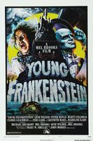 Young Frankenstein movie poster (1974) picture MOV_666189f6