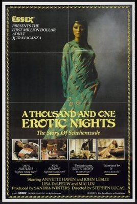 A Thousand and One Erotic Nights movie poster (1982) poster MOV_666e1d61