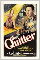 The Quitter movie poster (1929) picture MOV_666e9ded