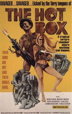 The Hot Box movie poster (1972) poster MOV_666eb579