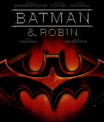 Batman And Robin movie poster (1997) poster MOV_66725eac