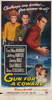 Gun for a Coward movie poster (1957) picture MOV_667274d2