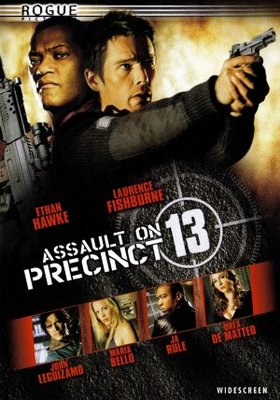 Assault On Precinct 13 movie poster (2005) poster MOV_6673084e
