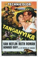 Tanganyika movie poster (1954) picture MOV_667a3c4a