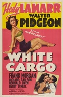 White Cargo movie poster (1942) picture MOV_667b7285