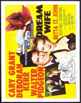 Dream Wife movie poster (1953) poster MOV_667fdd5c