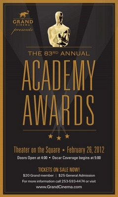 The 83rd Annual Academy Awards movie poster (2011) poster MOV_66819664