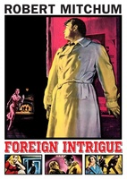 Foreign Intrigue movie poster (1956) picture MOV_6681d012