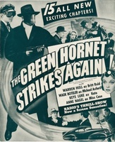 The Green Hornet Strikes Again! movie poster (1941) picture MOV_668521b7