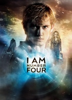 I Am Number Four movie poster (2011) picture MOV_6685f547