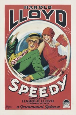 Speedy movie poster (1928) poster MOV_6689f328