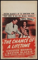 The Chance of a Lifetime movie poster (1943) picture MOV_980b85a4