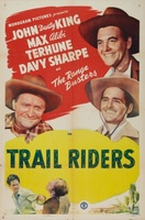 Trail Riders movie poster (1942) picture MOV_6691ce29