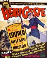 Beau Geste movie poster (1939) picture MOV_66978060