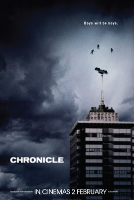 Chronicle movie poster (2012) poster MOV_66a09888
