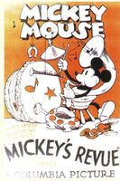 Mickey's Revue movie poster (1932) picture MOV_66a0af86