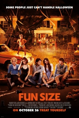 Fun Size movie poster (2012) poster MOV_66a4e8fb