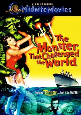 The Monster That Challenged the World movie poster (1957) poster MOV_66af5530