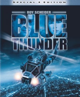 Blue Thunder movie poster (1983) poster MOV_66bb43aa