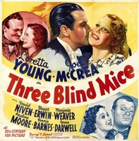 Three Blind Mice movie poster (1938) picture MOV_66c3fc6f