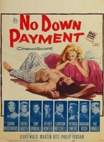 No Down Payment movie poster (1957) picture MOV_66cb80a6