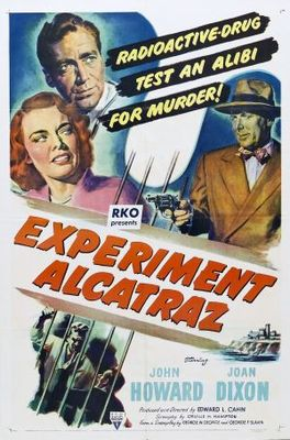 Experiment Alcatraz movie poster (1950) poster MOV_66ce5bcc