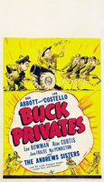 Buck Privates movie poster (1941) picture MOV_66d4ad9e