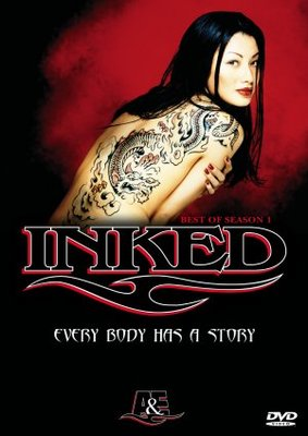 Inked movie poster (2005) poster MOV_66d8adb2