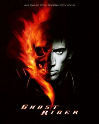 Ghost Rider movie poster (2007) poster MOV_66d8c6b4
