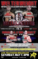 Bellator Fighting Championships movie poster (2009) picture MOV_66dc98d9