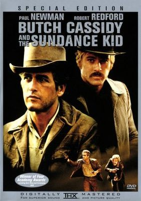 Butch Cassidy and the Sundance Kid movie poster (1969) poster MOV_66dd4921