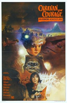 The Ewok Adventure movie poster (1984) poster MOV_66dfd27f