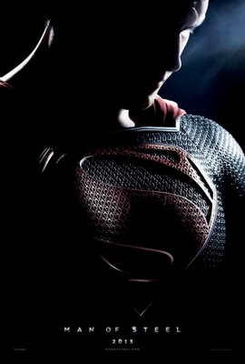 Man of Steel movie poster (2013) poster MOV_66e34875