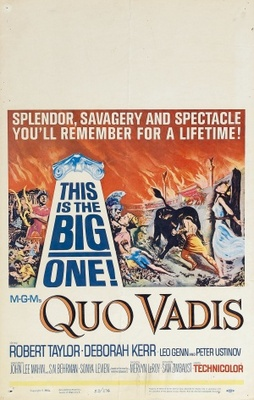 Quo Vadis movie poster (1951) poster MOV_66e5d59e