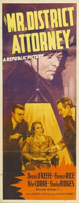Mr. District Attorney movie poster (1941) poster MOV_66e64c7d