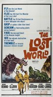 The Lost World movie poster (1960) picture MOV_66ee3293