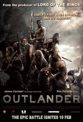Outlander movie poster (2008) poster MOV_66f513d0