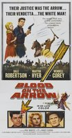 Blood on the Arrow movie poster (1964) picture MOV_66f5be76